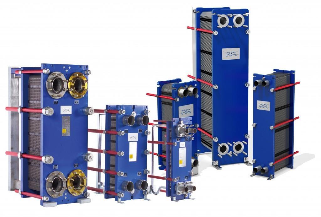 プレート式熱交換器