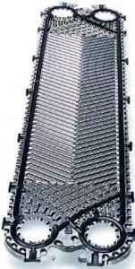 プレート式熱交換器プレート