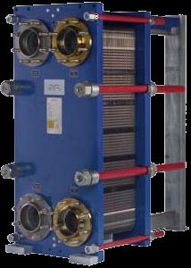 semi_weld_plate_heat_exchanger