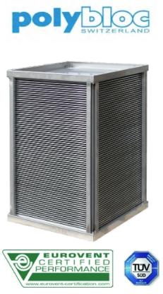 Polybloc熱交換器