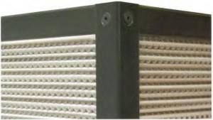 全熱交+衛生構造エンタルピー熱交換器